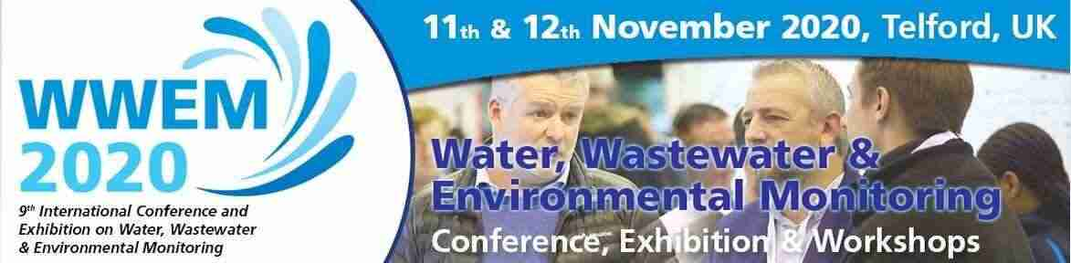 WWEM 2020 – Water, Wastewater and Environmental Monitoring